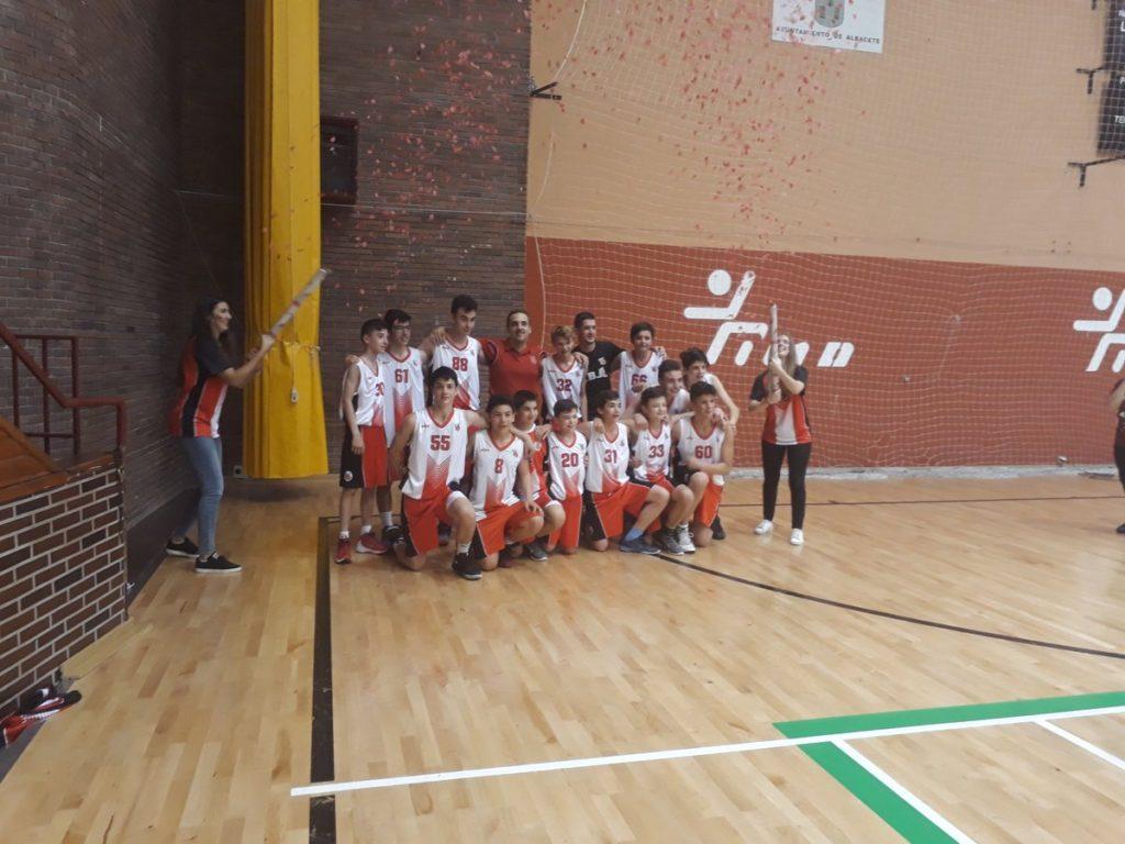 Infantil Regional Campeón de CLM