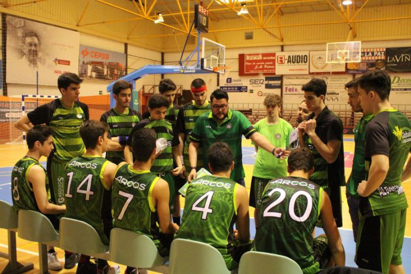 Chemi Escudero Fase Final Junior Albacete Basket