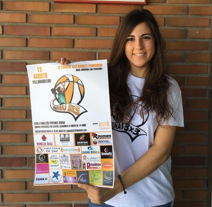 Irene Bonilla enfermera de nuestro Campus EBA