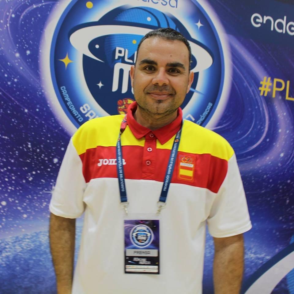 Jesús Flores, corresponsal de prensa de la FBCLM